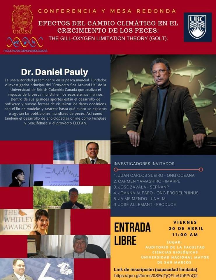 Daniel GOLT talks Peru