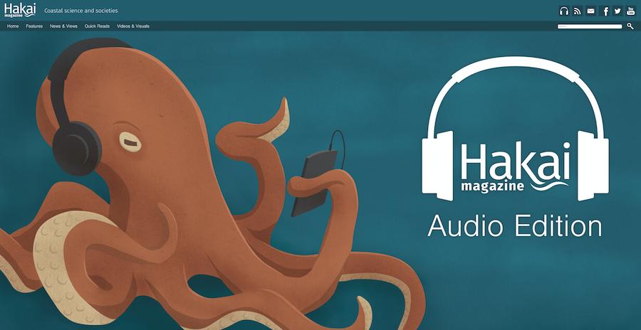 Hakai Audio