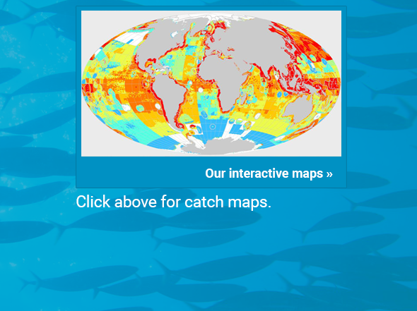 We present fisheries and fisheries-related data. View our interactive maps.