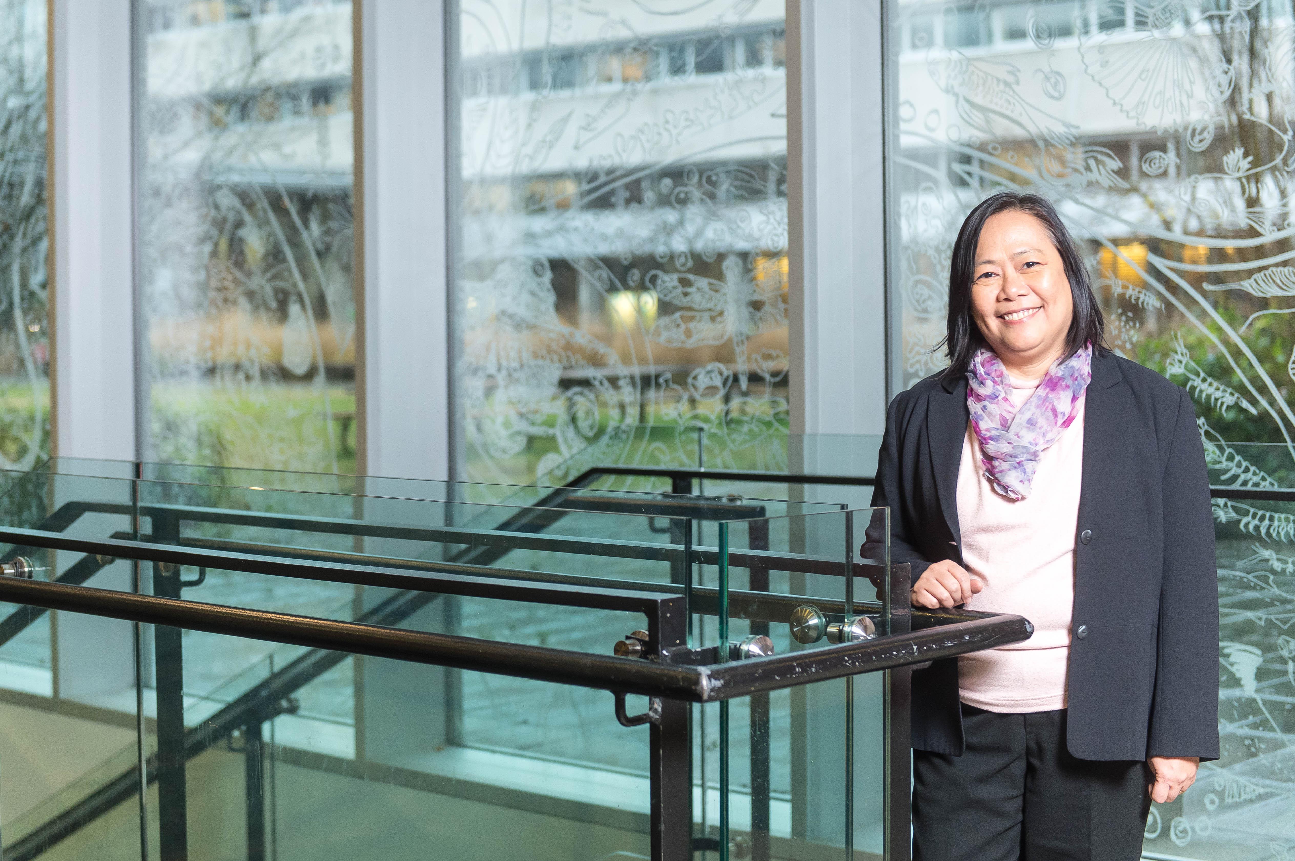 Women in UBC Science: Maria 'Deng' Palomares