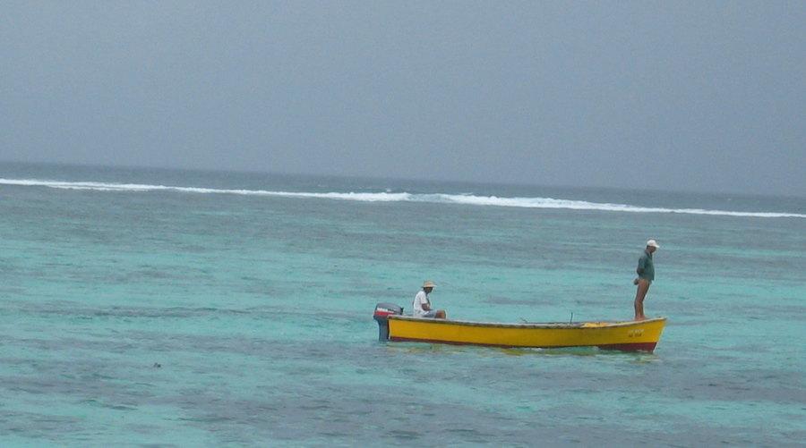 Seychelles, a baseline for a Blue Economy