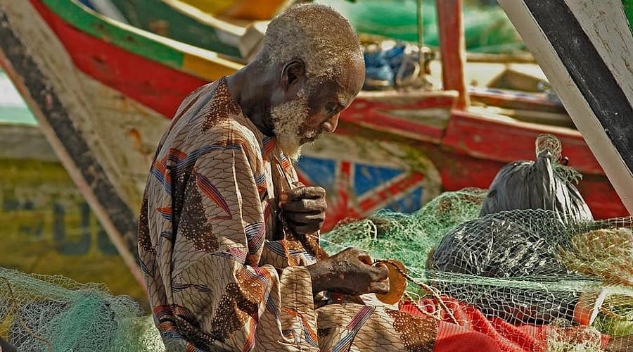 Declining trend in fisheries catches threatens food security in African coastal communities