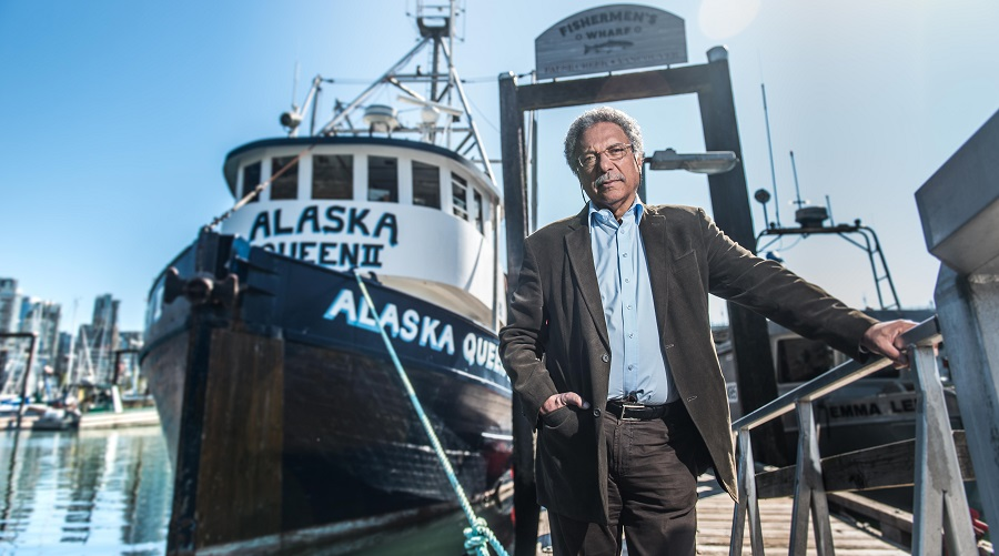 Daniel Pauly awarded Beverton Medal by Fisheries Society of the British Isles